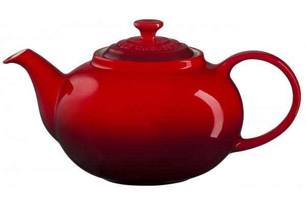 Large image of Le Creuset 1.4 Qt. Cerise Traditional Teapot - PG0328T-0067