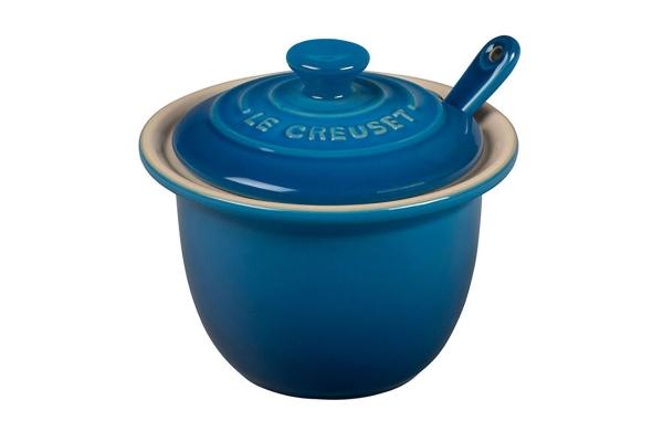 Large image of Le Creuset Marseille Condiment Pot - PG0080CBT1059