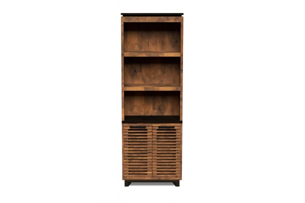 "Large image of Legends Furniture 75"" Graceland Universal Pier w/ Doors - GC3200-BNB"