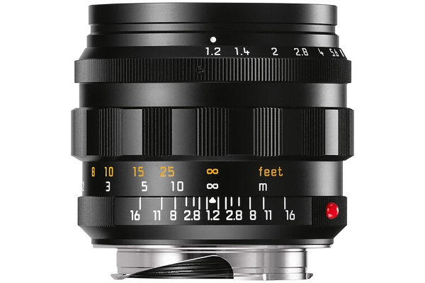 Large image of Leica Noctilux-M 50mm f /1.2 ASPH Lens - 11686