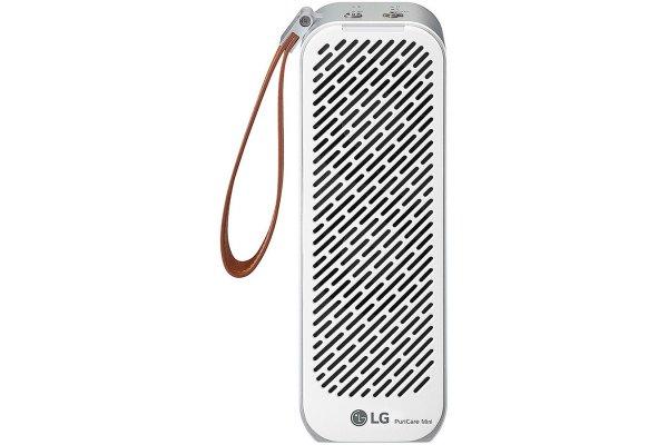 Large image of LG PuriCare White Mini Air Purifier - AP151MWA1