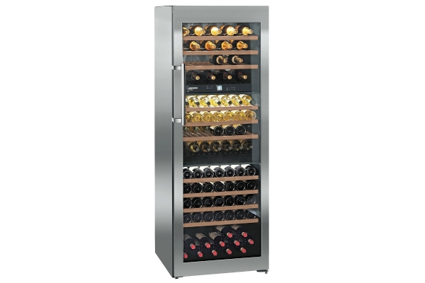 """Large image of Liebherr 28"""" Stainless Frame Wine Chiller - WS-17800"""