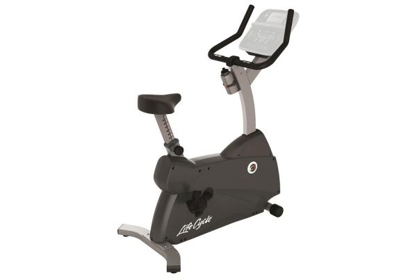 Large image of Life Fitness C1 Upright Lifecycle (Base Only) - C1XX000104