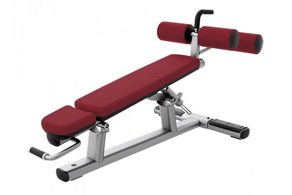Large image of Life Fitness Adjustable Decline Abdominal Crunch - SADB