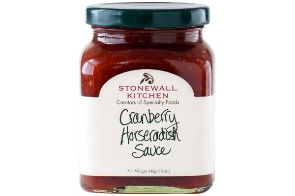 Large image of Stonewall Kitchen Cranberry Horseradish Sauce - 131208