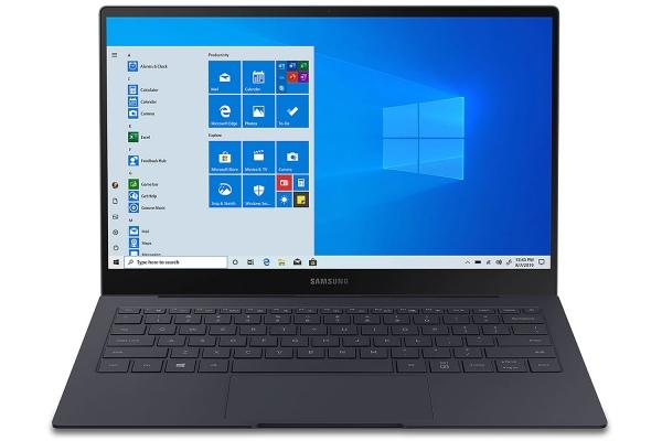 "Large image of Samsung Galaxy Book S 13.3"" Laptop Intel Core i5-L16G7 8GB RAM 256GB SSD, Intel UHD Graphics - NP767XCM-K01US"