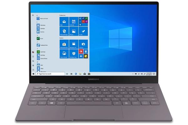 "Large image of Samsung Galaxy Book S 13.3"" Laptop Intel Core i5-L16G7 8GB RAM 256GB SSD, Intel UHD Graphics - NP767XCM-K02US"