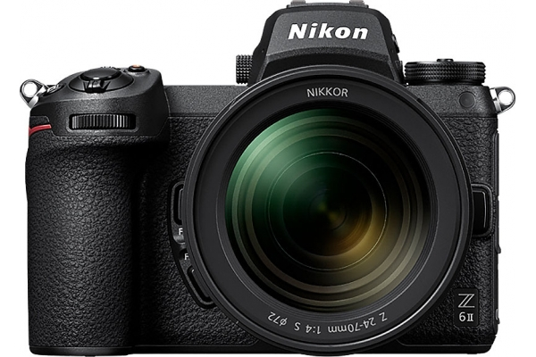 Large image of Nikon Z 6II 24.5 Megapixel Mirrorless Digital Camera With 24-70mm Lens - 1663