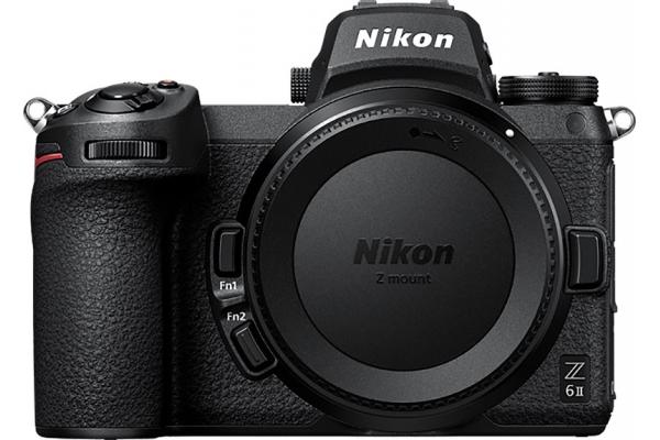 Large image of Nikon Z 6II 24.5 Megapixel Mirrorless Digital Camera Body - 1659