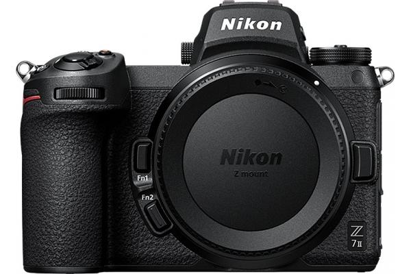Large image of Nikon Z 7II 45.7 Megapixel Mirrorless Digital Camera Body - 1653-N