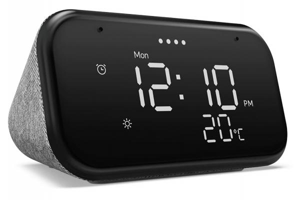 Large image of Lenovo Smart Clock Essential - ZA740005US