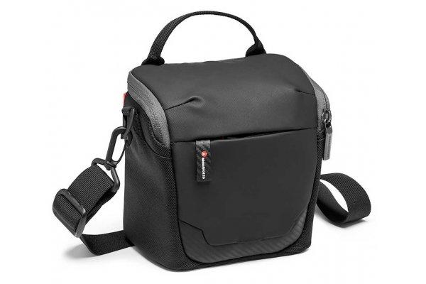 Large image of Manfrotto Advanced2 Black Camera Shoulder Bag S For CSC & DSLRs - MB MA2-SB-S & PRO2219