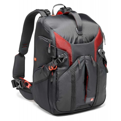 Manfrotto Pro Light Camera Backpack 3N1-36 For DSLR/C100/DJI Phantom