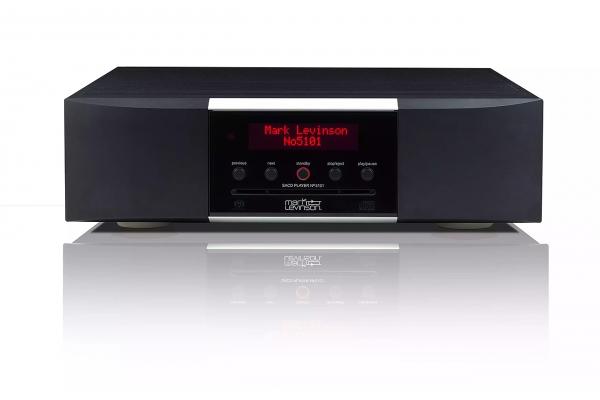 Large image of Mark Levinson NO5101 Streaming SACD Player And DAC - MLNO5101AM
