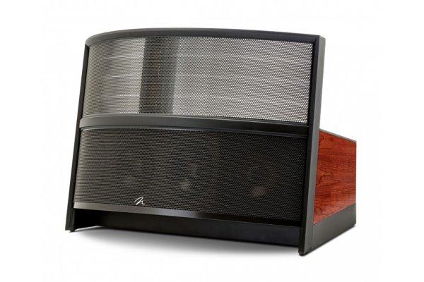 Large image of MartinLogan Illusion ESL C34A Dark Cherry Center Channel Speaker (Each) - ILL34DCD