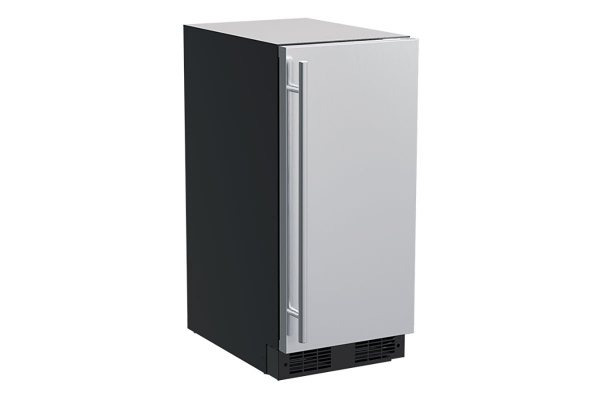 """Large image of Marvel 15"""" Stainless Steel Built-In Refrigerator - MLRE215SS01A"""