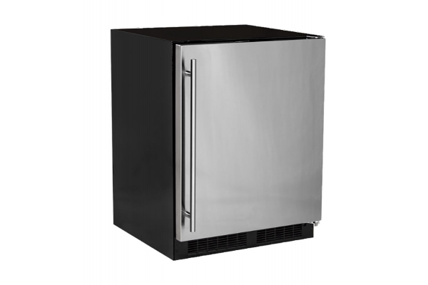 """Large image of Marvel 24"""" Stainless Steel Built-In Refrigerator - MARE124SS31A"""