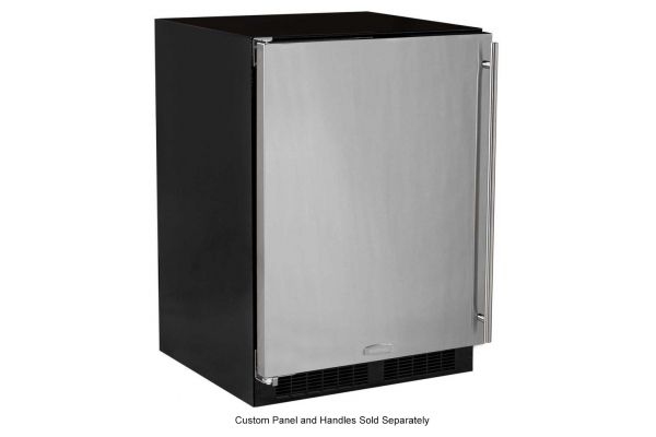 """Large image of Marvel 24"""" Panel Ready Undercounter Compact Refrigerator - ML24RAP3LP"""
