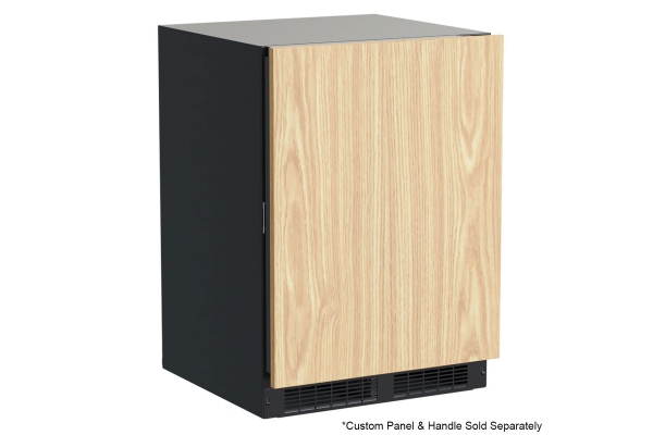 """Large image of Marvel Professional 24"""" Custom Panel Built-In Refrigerator With 3-In-1 Convertible Shelf & Maxstore Bin - MPRE424IS31A"""