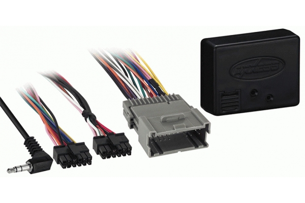Large image of Metra GM/Suzuki/Saab 2000-2013 GM Class-2 Data Accessory And NAV Output Interface - AXVI-2003