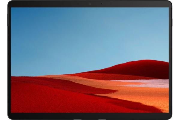 "Large image of Microsoft Surface Pro X Matte Black 13"" Tablet Microsoft SQ 2 16GB RAM 256GB SSD WiFi + LTE - 1WT-00014"