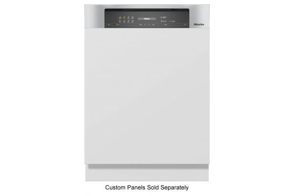 "Large image of Miele 24"" Panel-Ready Semi-Integrated Dishwasher - 11388120"