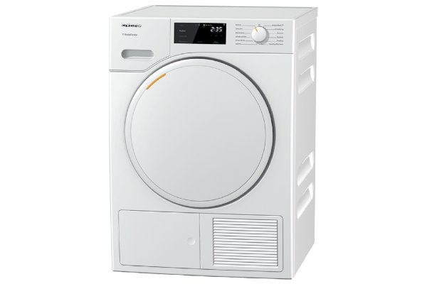 """Large image of Miele T1 24"""" White Classic Heat Pump Dryer - 11619650"""