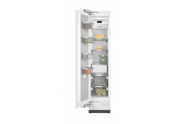 """Large image of Miele MasterCool 18"""" Panel Ready Built-In Freezer - 11503300"""