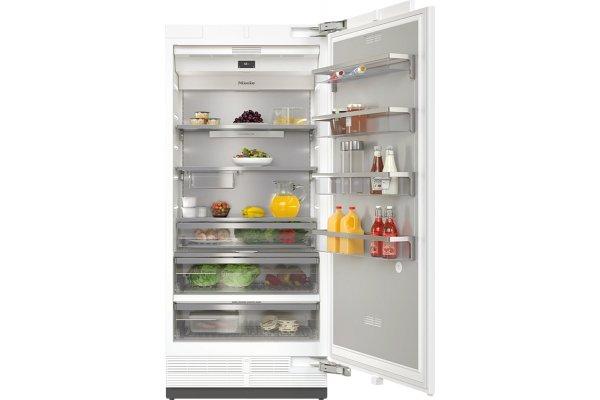 "Large image of Miele MasterCool 36"" Custom Panel Built-In Column Refrigerator - 11502710"