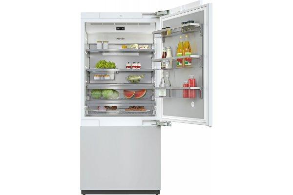 "Large image of Miele MasterCool 36"" Panel Ready Right-Hinge Built-In Fridge-Freezer - KF2902VI"