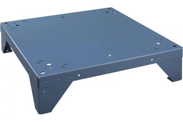 "Large image of Miele 5-7/8"" Blue Open Toe-Kick - APCL002BLUE"