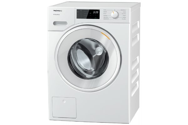 """Large image of Miele W1 24"""" White Classic Front Load Washer - 11614070"""