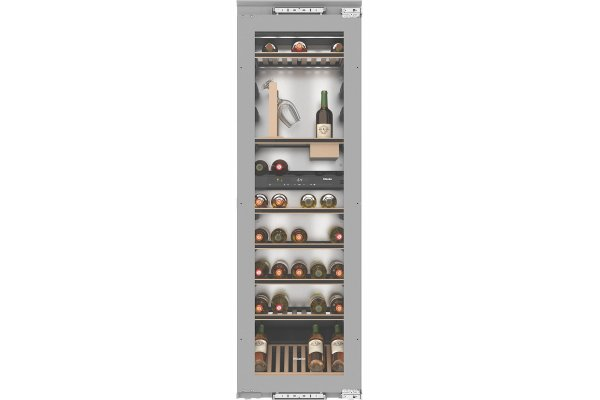 "Large image of Miele MasterCool 24"" Custom Frame Built-In Wine Storage Unit - 11329860"