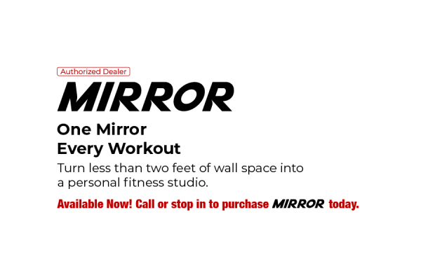 Large image of Mirror Interactive Fitness Mirror - MIRROR