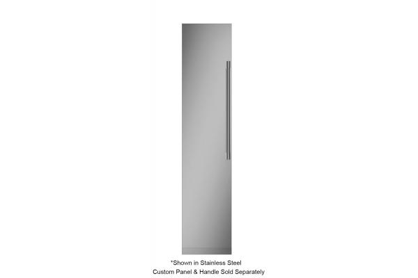 "Large image of Monogram 18"" Panel Ready Smart Integrated Built-In Column Freezer - ZIF181NPNII"