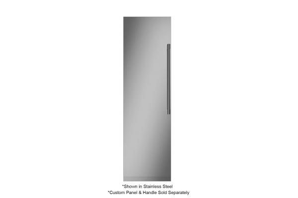 "Large image of Monogram 24"" Panel Ready Smart Integrated Built-In Column Freezer - ZIF241NPNII"