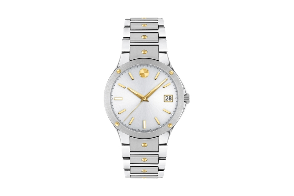 Large image of Movado SE 32mm Stainless Steel Womens Watch - 0607516