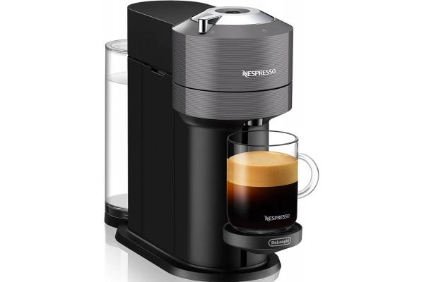 Large image of Nespresso Vertuo Next Dark Gray Coffee & Espresso Machine - ENV120GY