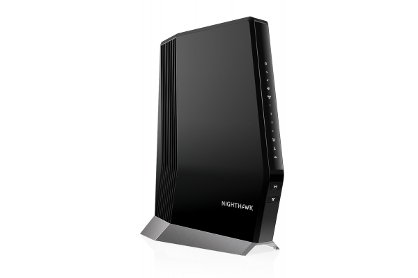 Large image of Netgear Nighthawk AX8 8-Stream WiFi 6 Cable Modem Router - CAX80100NAS
