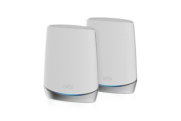 Large image of Netgear Orbi 2-Pack WiFi 6 System - RBK752100NAS