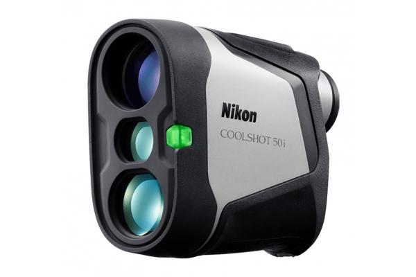 Large image of Nikon COOLSHOT 50i Laser Rangefinder - 16760