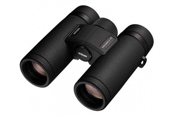 Large image of Nikon MONARCH M7 10x30 Black Binoculars - 16764