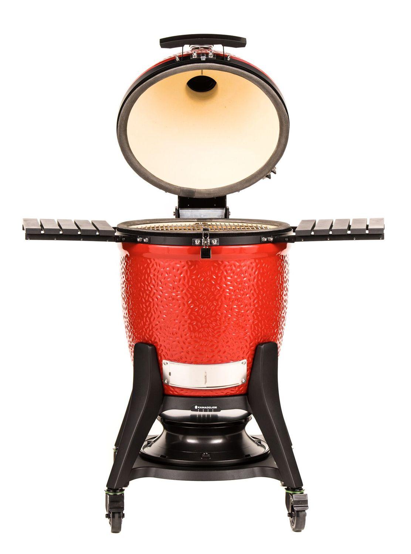 Kamado Joe Classic III Red Ceramic Grill