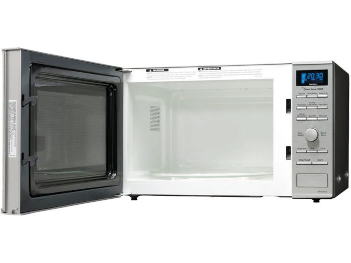 Panasonic 1 2 Cu Ft Countertop Microwave Oven Nn Sd681s