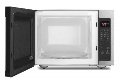 Maytag 1.6 Cu Ft Stainless Steel Countertop Microwave Oven - UMC5165AS