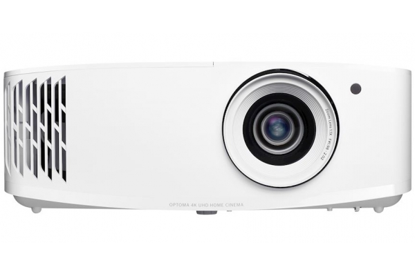 Large image of Optoma White 4K UHD Home Theater Projector - UHD38