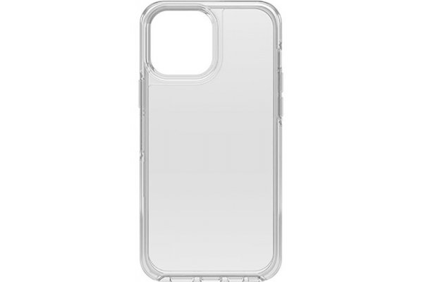 Large image of OtterBox Symmetry Series Clear Case For Apple iPhone 13 Pro Max - 77-83505