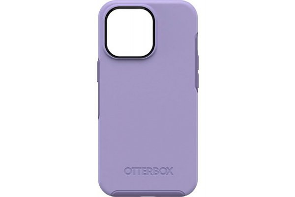 Large image of OtterBox Symmetry Series Reset Purple Case For Apple iPhone 13 Pro - 77-83470