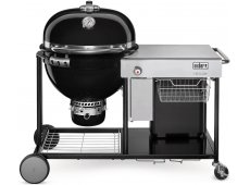 Weber - 18501001 - Charcoal Grills & Smokers