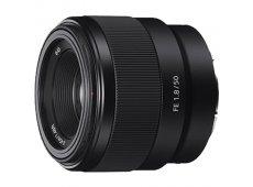 Sony - SEL50F18F - Lenses